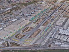 Аэропорт Барселоны: схема, терминалы и карта