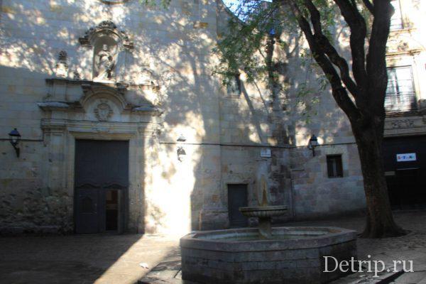 церковь святого Филиппа Нери