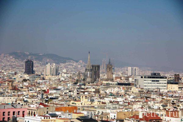 Храмы Барселоны
