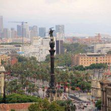 Памятник Колумбу в Барселоне: фото и карта расположения