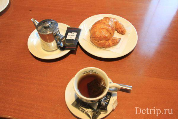Завтрак в Барселоне
