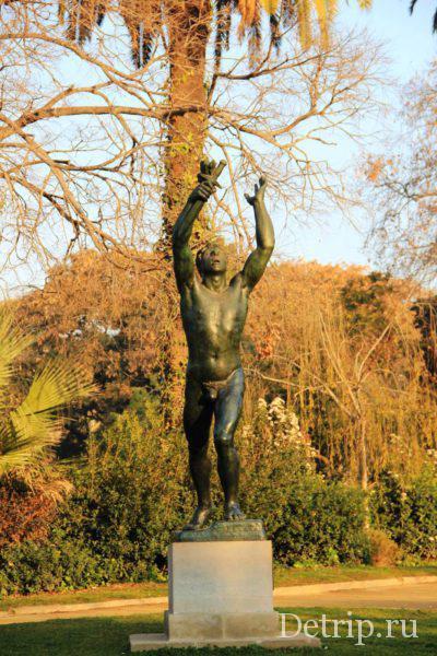 Памятник Добровольцам Каталонии, погибшим во Франции