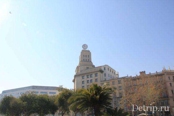 торговые центры Барселоны