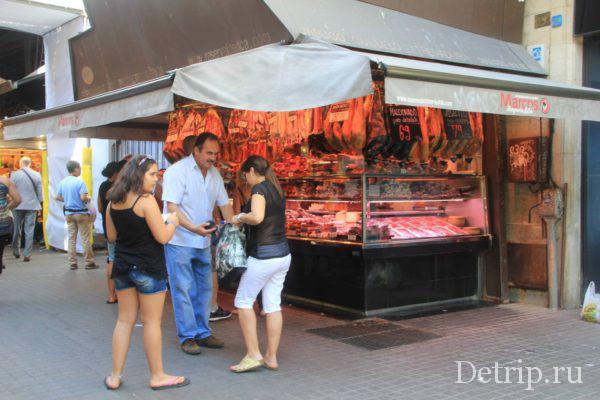 деликатесы в испании