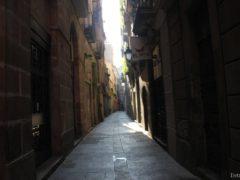 Тайны готического квартала в Барселоне