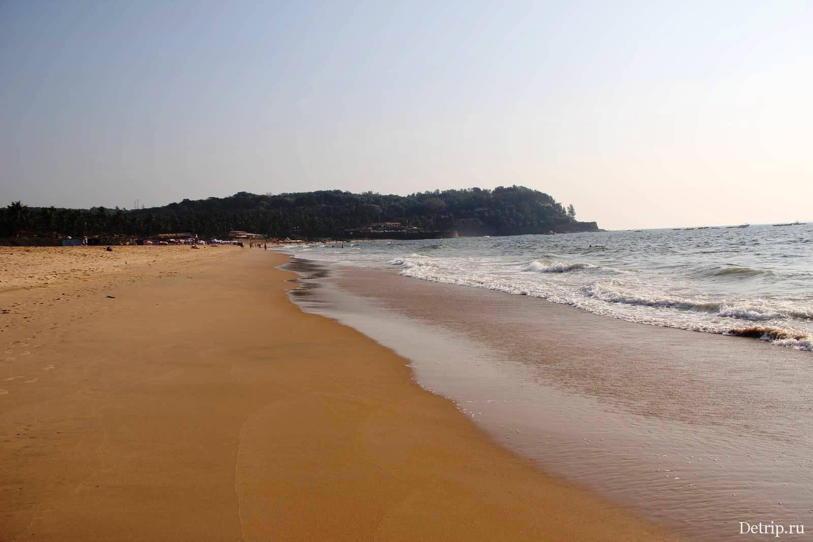 пляжный отдых Индия Гоа