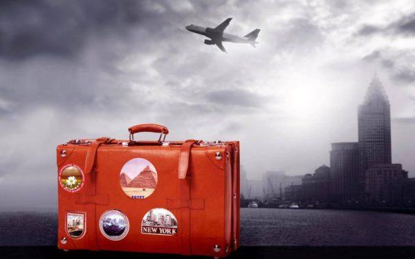 размер чемодана в салон самолета