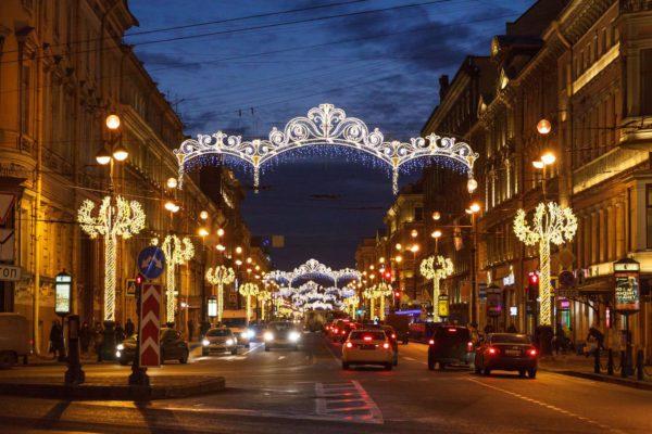 Санкт Петербург Невский проспект
