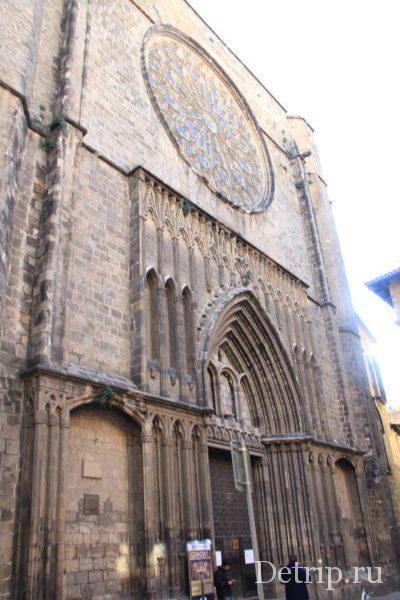 Базилика Санта Мария дель Пи