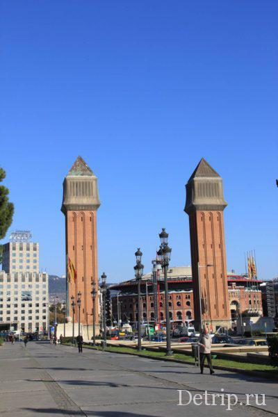 Венецианские башни