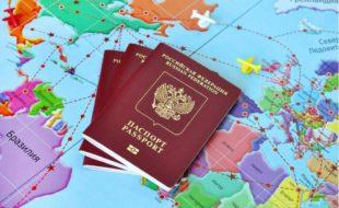 Анкета на шенгенскую визу: бланк и образец заполнения
