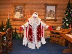 Где живет дед мороз: адрес и индекс