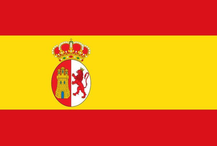 Флаг 1785 года