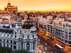 Столица Испании Мадрид или Барселона?