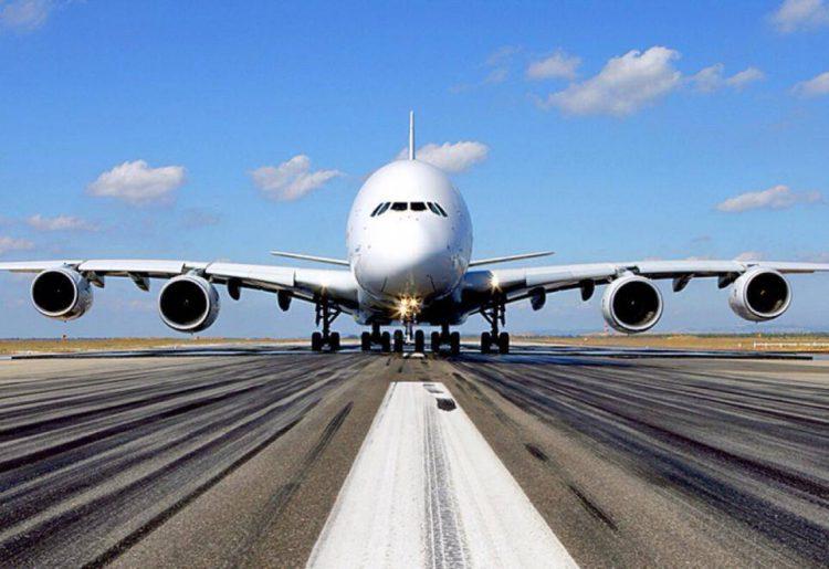 посадка в аэропорту