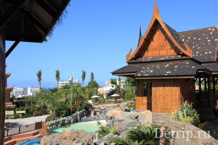 аквапарк на Тенерифе