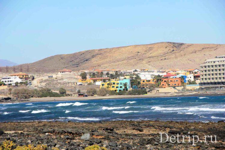 курорт Эль Медано