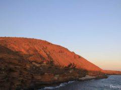 Пешеходный маршрут по природному заповеднику Montana Amarilla на Тенерифе