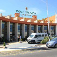 Апарт отель Cordial golf plaza 4 звезды (Гольф дель Сур, Тенерифе). Мой отзыв