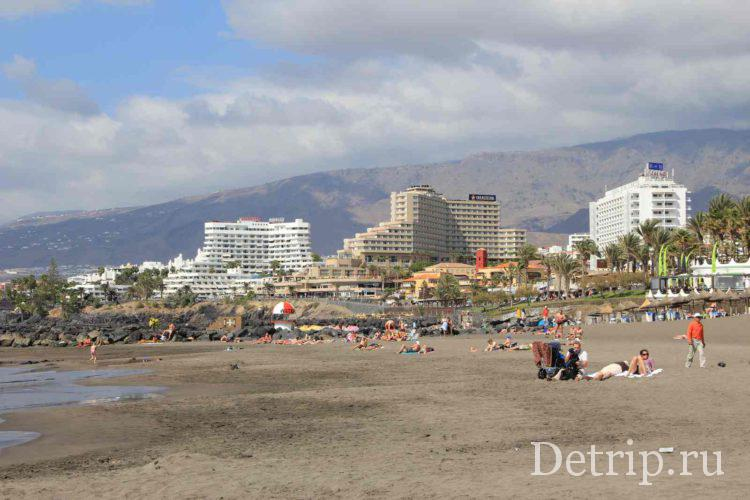 пляж Эль бобо