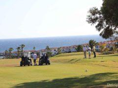 Курорты Гольф дель Сур (Golf del Sur) и Amarilla golf на Тенерифе