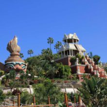 Аквапарк Сиам Парк на Тенерифе – фото, карта, отзывы