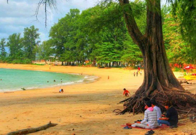 Тайланд в апреле