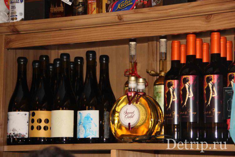 цены в музее вина