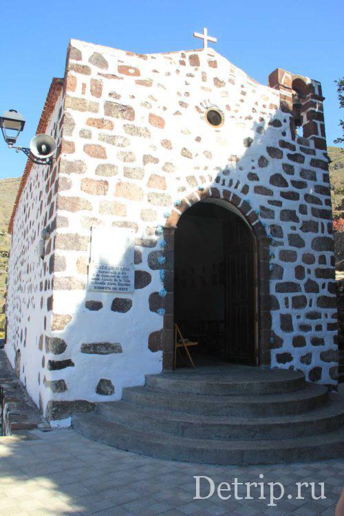 церковь в Маске