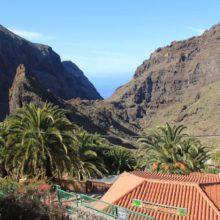Пиратская деревня Маска на Тенерифе