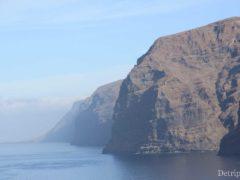 Лос Гигантес на Тенерифе: скалы, пляжи и фото