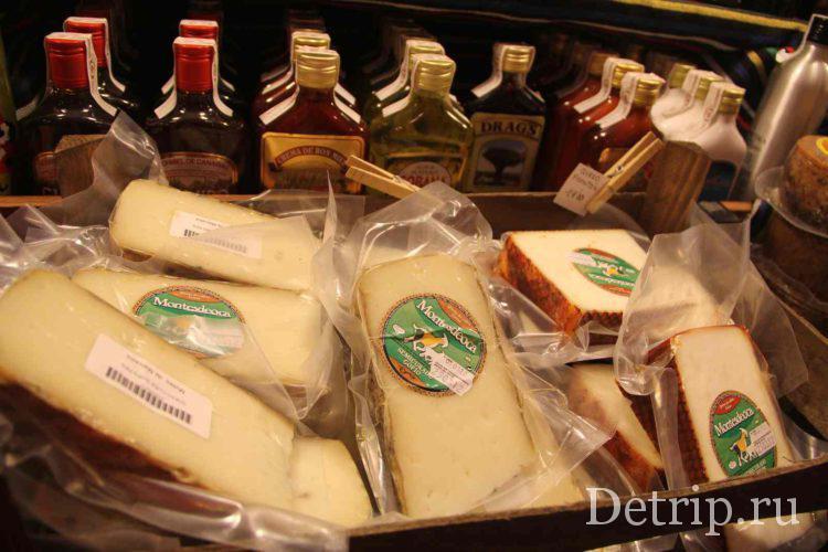 сыр на Тенерифе