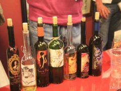 Вино Мальвазия в Muse de malvasia на Тенерифе