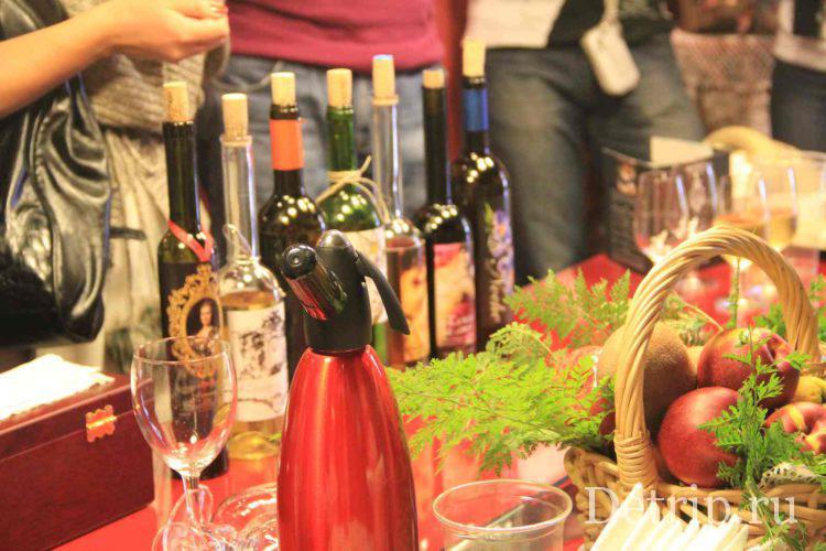 вино на тенерифе