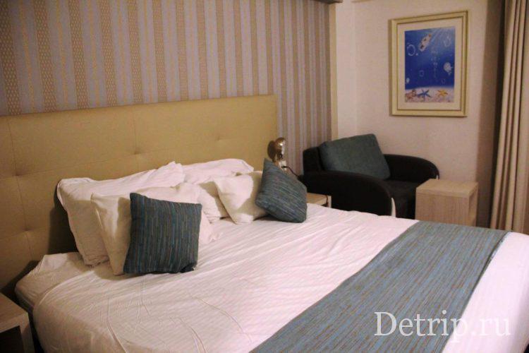 четырехзвездочный отель в Израиле