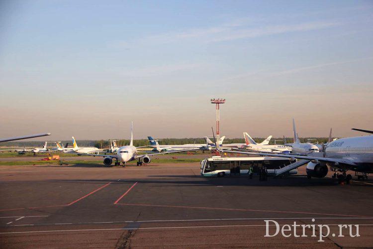Аэропорт и самолеты