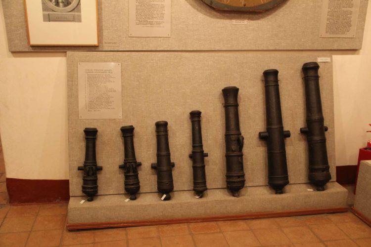 Оружие в палатах