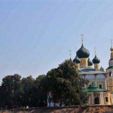 Угличский Кремль: наша прогулка с фото и описанием достопримечательности