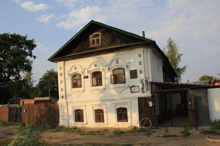 Дом-музей Калашниковых