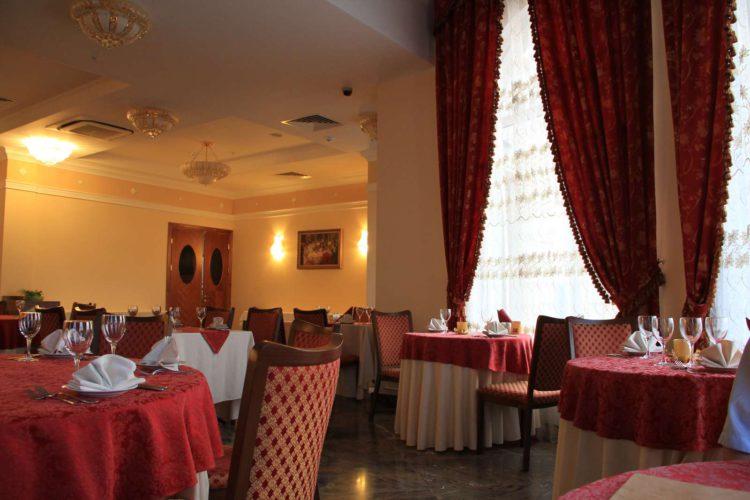 Ресторан Мон Плизир